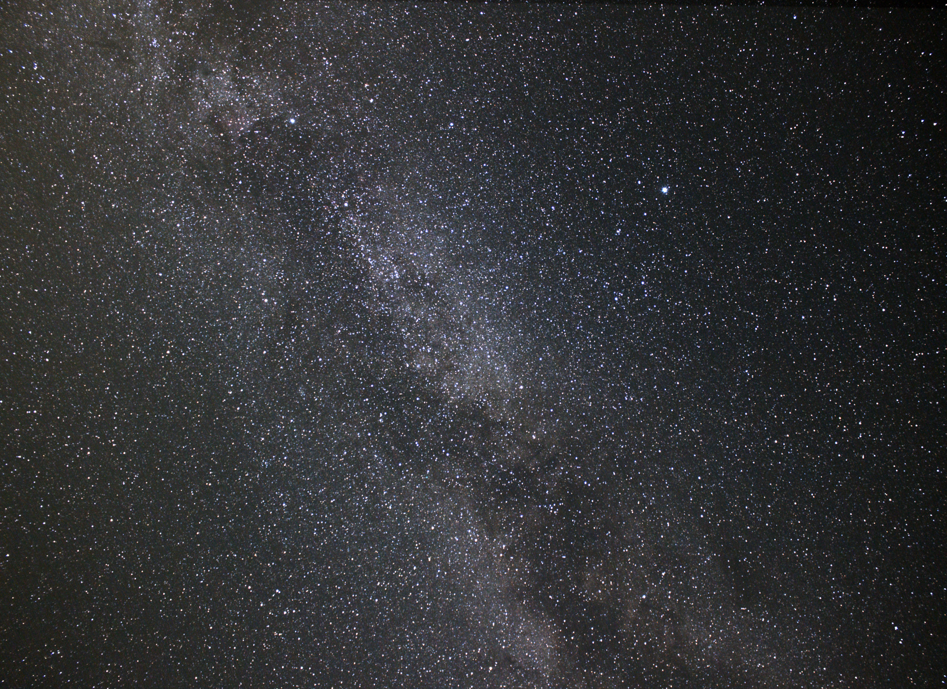 Summer MilkyWay Cygnus